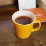 ファイブビーンズ - ドリンク写真:ホットコーヒー(エチオピア)