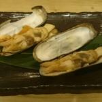 浜焼きゆうちゃん - あげまき貝