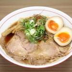 麺処 森元 - 料理写真:醤油味玉らーめん