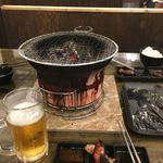 七輪焼肉 安安 - 料理写真: