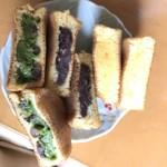 87474457 - 抹茶/アズキ/クリーム