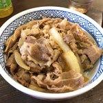 吉野家 - 牛丼(並)380円税込