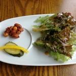 ジジヤ ババヤ - サラダ その2