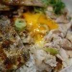 稲田屋 SUN - この豚マニア丼は『全国丼グランプリ』西日本肉丼部門で金賞を受賞したそうです。