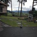 青崎山荘 - 少し山の方へ