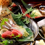 そばと串 河渡橋 楽 - 料理写真: