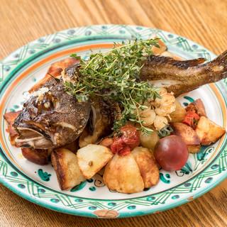 【本格イタリアンを気軽に】前菜、パスタ、メインは一律価格で