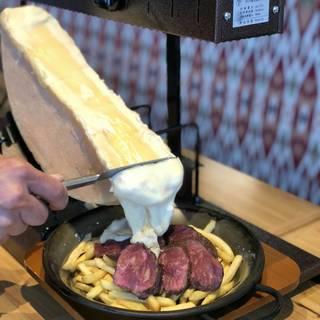 【希少】北海道花畑牧場産ラクレットチーズ!