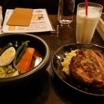 kanakoのスープカレー屋さん - 野菜たっぷりスープとグリルチキン