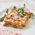 Italian dining LUI - 料理写真:ラザーニャ