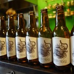 87482470 - 森林オリジナルビール!