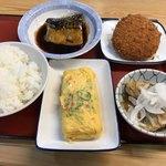 松原食堂 - 料理写真:全部で598円(税込) ※おかず半額キャンペーン