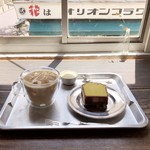 寺崎コーヒー - カトラリーやプレートも素敵♡