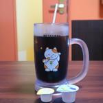 まねきねこ - ドリンク写真:アイスコーヒー
