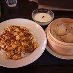 CHINESE DINING 心樹 - マーボー丼