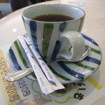 新玉川温泉 喫茶 - 料理写真:コーヒー