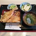 天丼屋 ひで - 料理写真:天丼 1,000円