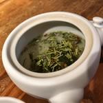 87492072 - かりがね玄米茶