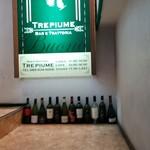 TRE PIUME -