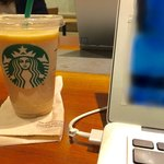 スターバックス・コーヒー - スターバックスラテ アイス ショート 356円