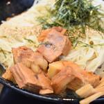 麺坊ひかり - 豚のつけ麺