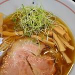 麺坊ひかり - 柳麺 醤油