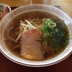 奈良秋篠食堂 - 中華そば