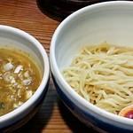つけ麺 上方屋 五郎ヱ門 - 【カレーつけ麺 200g + 煮たまご】¥850 + ¥100