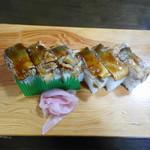 まる乕本店 - 料理写真:鮎寿司