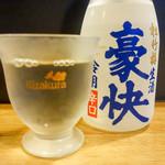 丸八寿司 - 松竹梅 生酒 豪快