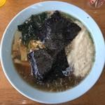 ネギいちラーメン - 料理写真:トロロラーメン