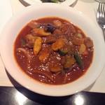 アンブロジア - チキン野菜カレー