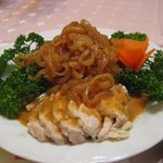 中華料理 大衆 福州居酒屋 - 三種前菜盛り