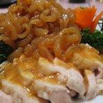 中華料理 大衆 福州居酒屋 - 蒸し鶏