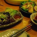 韓国風居酒屋 唐辛子 - 料理写真:料理色々