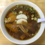 そば松 - 料理写真:中華そば