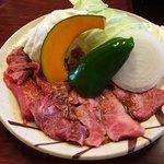 焼肉ひげ - 焼肉スペシャル定食〜(*゚.∀゚*)/¥1600円.。.:*☆