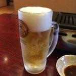 焼肉ひげ - ノンアル〜( ´ ▽. ` )b¥400円