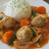 フィフティ・ワン - 料理写真:トマトソースのミートボール