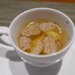 リストリア ラディーチェ - うざきのスープ トリュフ