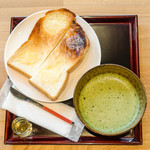松下茶寮 - 料理写真:モーニングセット