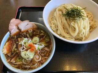 つけ麺 丸和 春田本店 - 野菜つけ麺