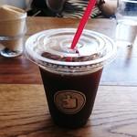 ピースカフェ - アイスコーヒー