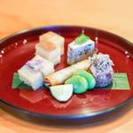 日本料理 たかむら - 先付