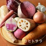 旬菜リビング キョーヤ - 産地直送が大前提。つくり手の思いが凝縮された日本各地の味覚