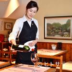 旬菜リビング キョーヤ - どんな料理とのマリアージュも楽しめるソムリエセレクトのワイン