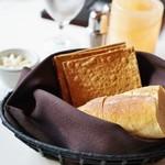 Ruth's Chris Steak House - パンとラバッシュ