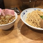 サバ6製麺所 - つけ麺並