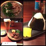 新宿・のみや - 2015年5月に食べたもの。美味しかった