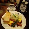 キヘイカフェ - 料理写真:Aモーニング